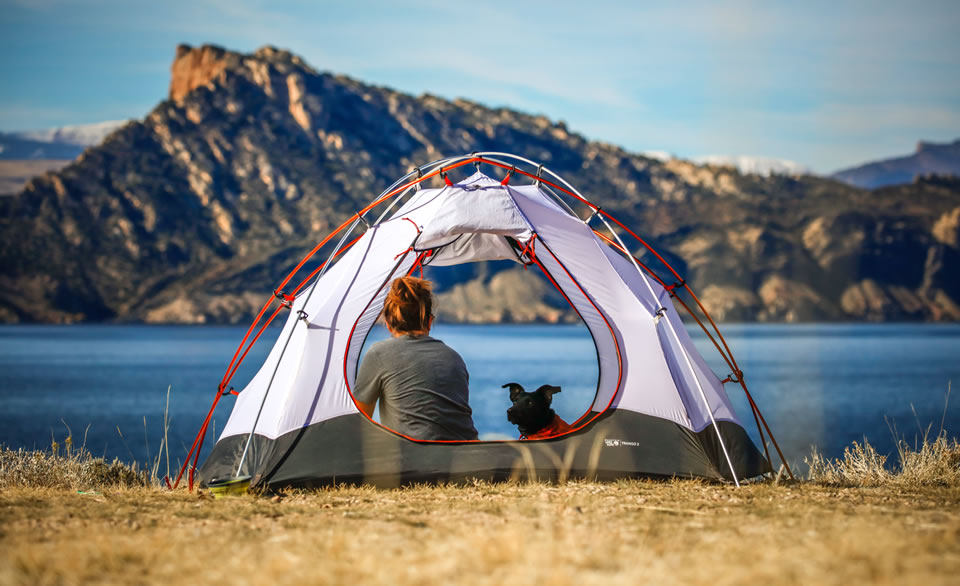 Extreme Sports Backpacking Tent