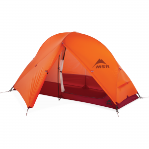 Access(TM) 1 Ultralight, Four-Season Solo Tent Orange 1