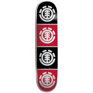 Element Quadrant 7.75 Skateboard Deck 2021 - 7.75
