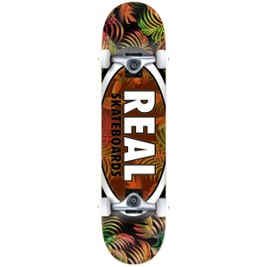 Real Tropic Ovals II 7.75 Skateboard Complete 2021 - 7.75