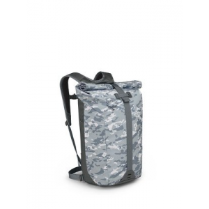 TRANSPORTER ROLL TOP PACK - One Size - Camo Slate Grey