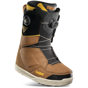 thirtytwo Lashed Double Boa Snowboard Boots 2021 - 8 in Brown | Rubber