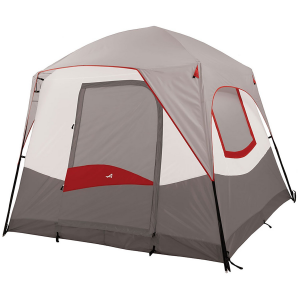 Alps Mountaineering Camp Creek 4 Tent 2021 in Red | Polyester