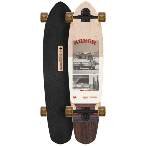 Arbor Mission Photo Longboard Complete 2021 - 35