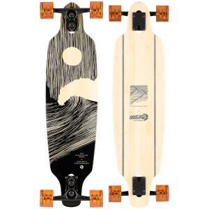 Sector 9 Full Moon Shoots Longboard Complete 2021 - 33.5 | Bamboo