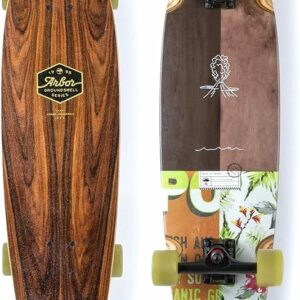 Arbor Groundswell Sizzler Cruiser Complete