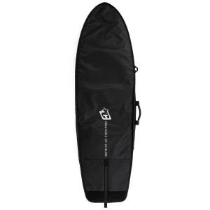 Creatures of Leisure Fish Day Use Surfboard Bag 2021 - 6'0 in Black