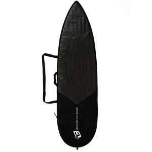 Creatures of Leisure Shortboard Icon Lite Surfboard Bag 2021 - 6'0 in Black