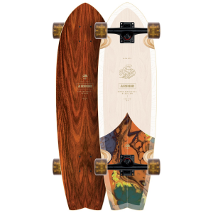 Arbor Sizzler Groundswell Cruiser Complete 2021 - 30.5