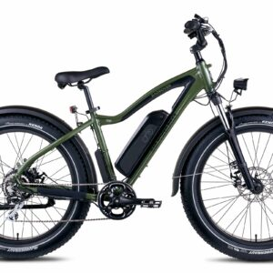 Rad Power Bikes RadRover Electric Fat Bike Version 5 - Forest Green (Limited Edition)