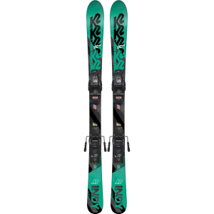 K2 Indy Skis with FDT 4.5 Bindings | Juniors18/19 | Size 112